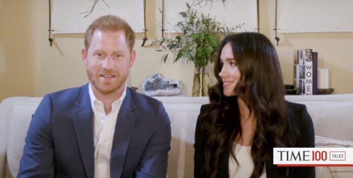 Highlights Of Meghan Markle And Prince Harry's Time100 Talks Web Chat