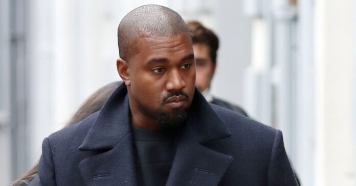 Kanye West's UK Fans Report Him To Cops For Breaking Quarantine Rules