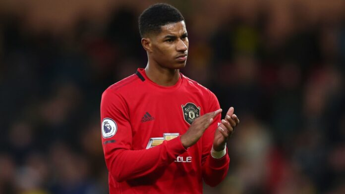 Rashford`s Campaign To Extend Free School Meals Gains More Support