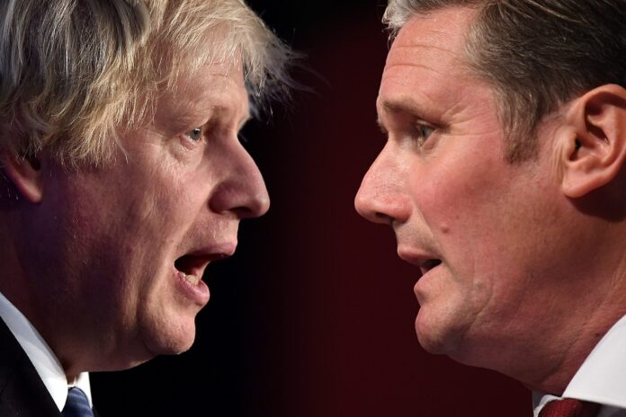 Boris Johnson To Clash With Sir Starmer Over Govt. Next COVID-19 Plan - SurgeZirc UK