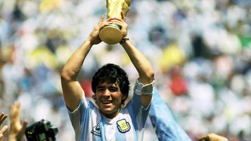 Diego Maradona Of Argentina Dies At Age 60 After Heart Attack - SurgeZirc UK