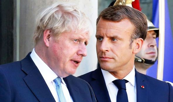 Macron Hope Of Seeing UK Beg For Brexit Deal Next Year Has Been Described As A Mistake... - SurgeZirc UK