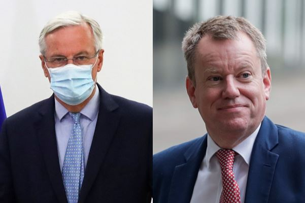 Frost Currently In Brussels For Last Minute Talks With Barnier As No Deal Brexit Loom - SurgeZirc UK