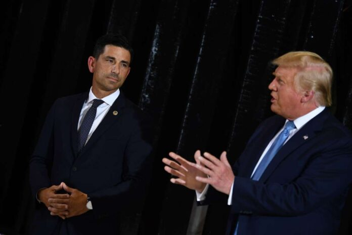 Trump Homeland Security chief quits amid threats of violence