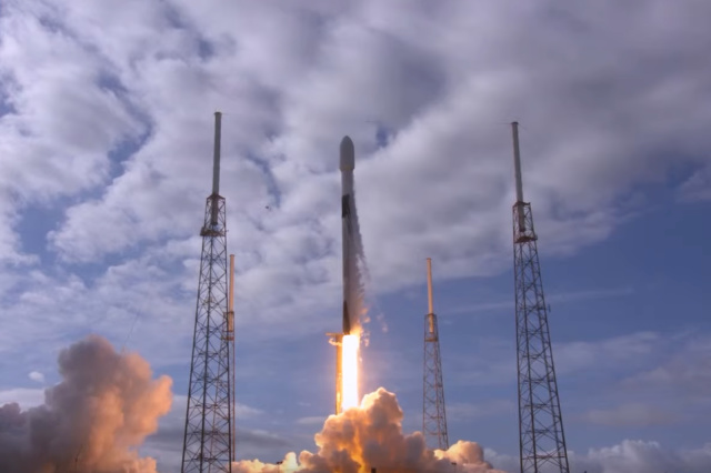 SpaceX Has Launched A Historic 143 Satellites Into Orbit - SurgeZirc UK