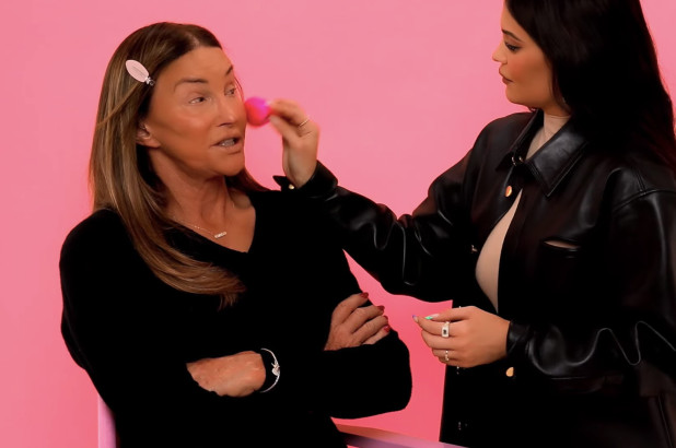 Kylie Jenner Does Her Dad, Caitlyn Jenner's Makeup For The First Time - SurgeZirc UK