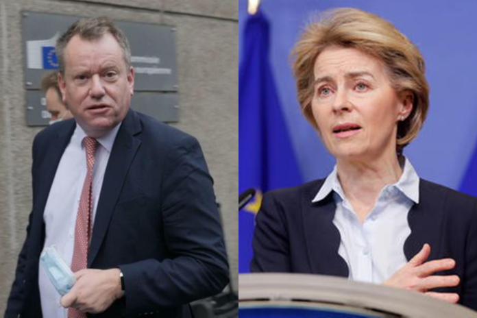 Frost To Confront EU After Unionist Fury At New Restrictions Before Deadline - SurgeZirc UK