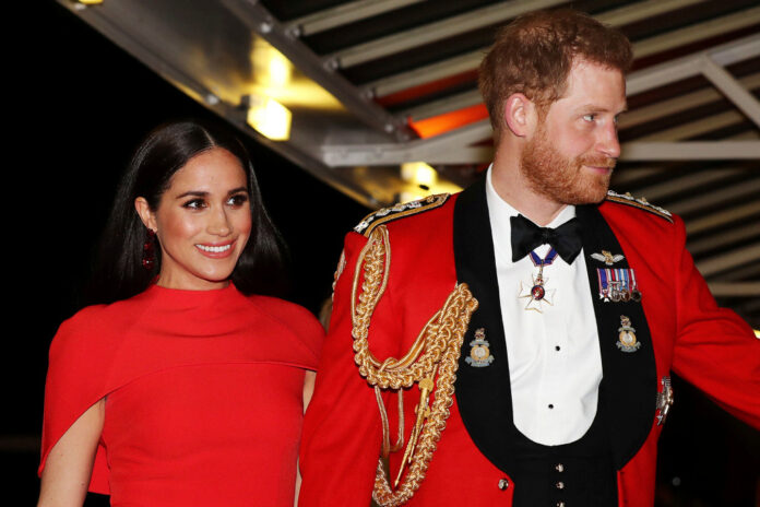 Prince Harry And Meghan Markle Officially Resign From All Royal Duties - SurgeZirc UK