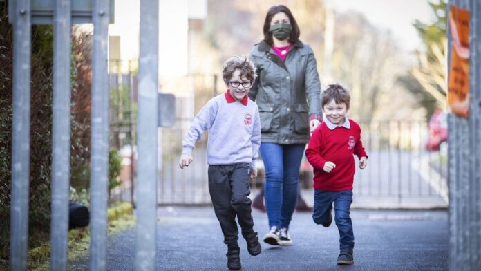 Covid: Millions of pupils going back to school in England