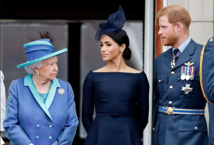 Queen Elizabeth Plans To Call Harry, Meghan To Help Heal Family Feud - SurgeZirc UK