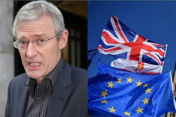Jeremy Vine Faults Inclusion Of The EU Flag In List Of World Countries - SurgeZirc UK