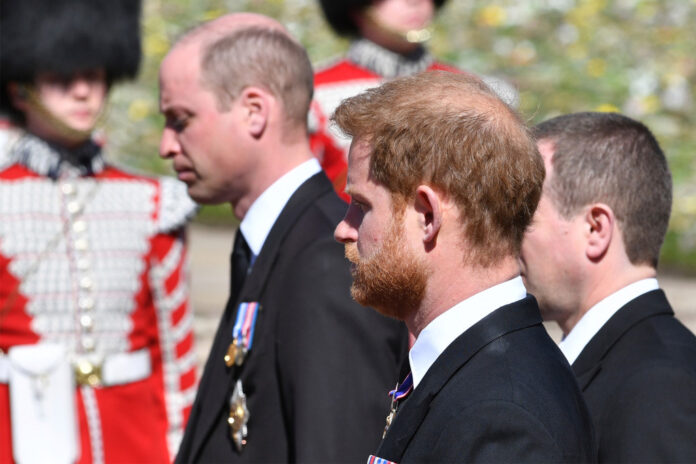 Prince Harry And Prince William Spent Two Hours Behind Closed Doors Amid Rift - SurgeZirc UK