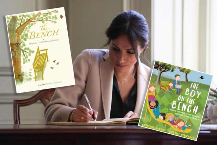 Meghan Markle Exonerated By Author Of 'The Boy On The Bench' After Plagiarism Trolls - SurgeZirc UK