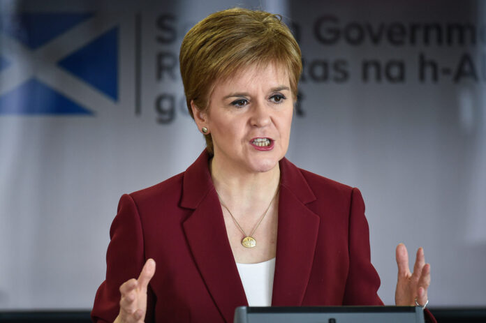 SNP Hoping For German Support To Rejoin EU As Independent Scotland - SurgeZirc UK