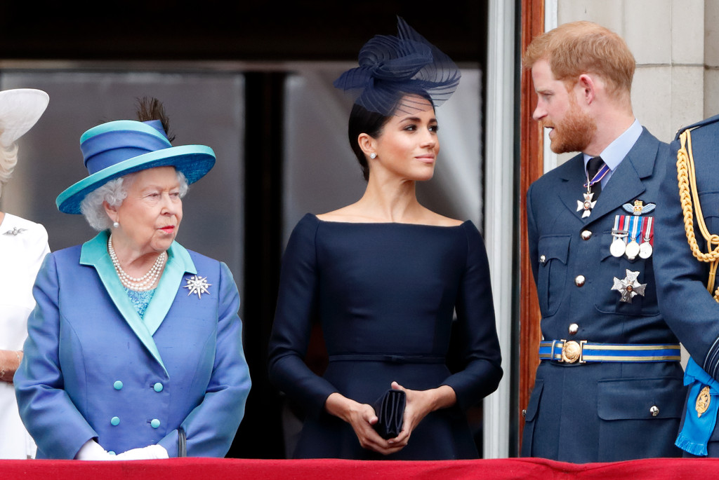 Why Meghan Markle And Prince Harry Chose Lilibet Diana For New Baby Girl's Name - SurgeZirc UK