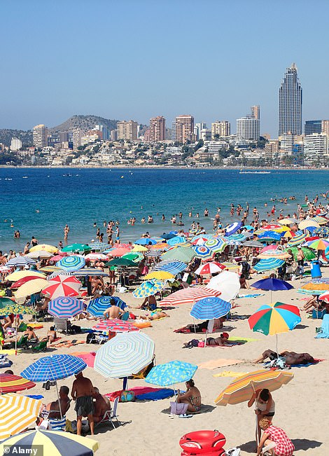 Holidaymakers face chaos