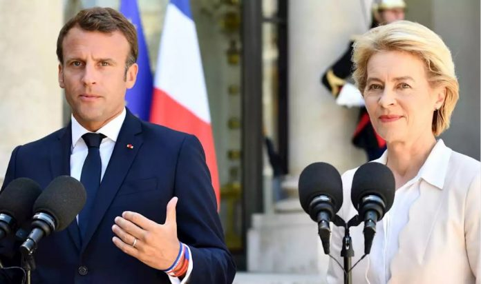 Emmanuel Macron At Odds With The EU Over An ECJ Ruling On French Military - SurgeZirc UK