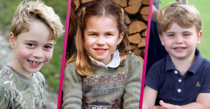 Royal family news: Secret meaning behind the Cambridge kids' names revealed