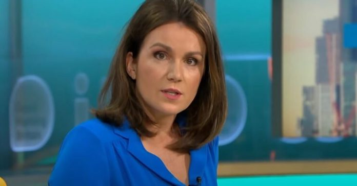 Susanna Reid defended on Twitter as she's branded 'pretentious cow' by troll