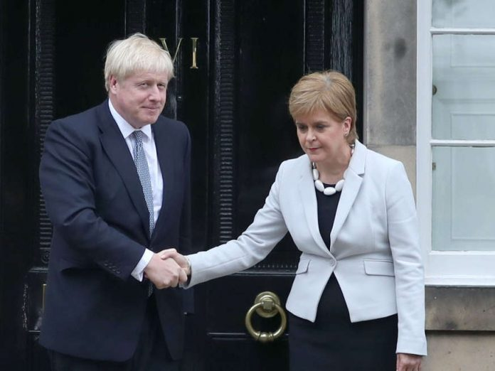 Brexit red tape hits UK manufacturing as PM to snub Sturgeon in Scotland trip