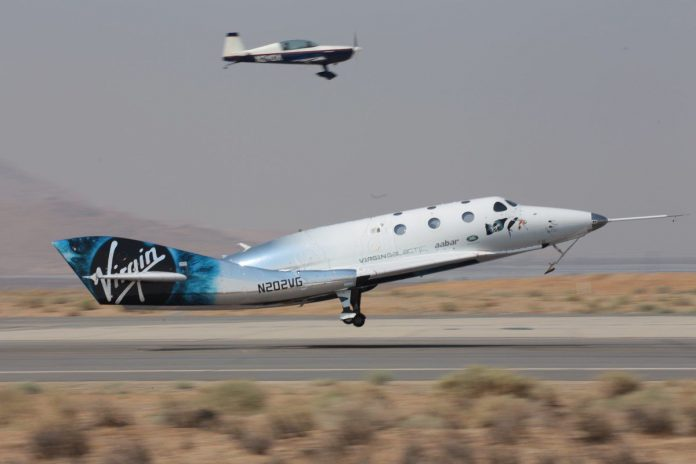 Virgin Galactic Allowed To Fly Again After FAA Investigation - SurgeZirc UK