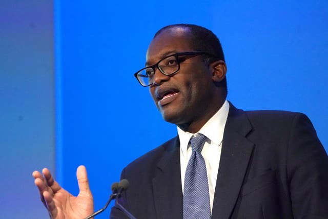 Kwarteng Canvasses Treasury Support For Energy-Intensive Industries