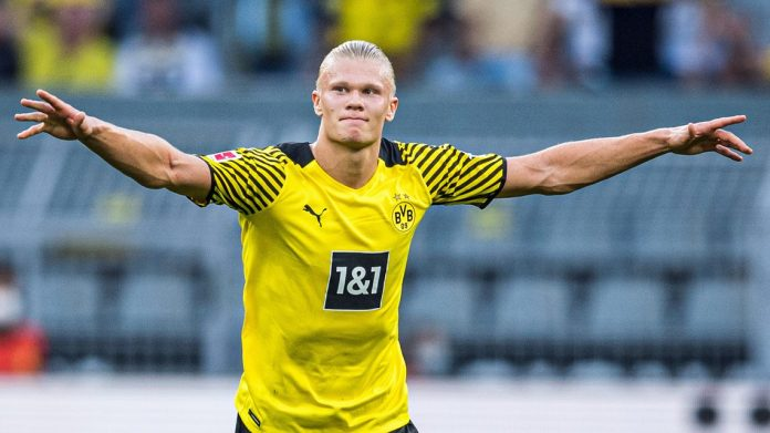 Haaland Set To Begin Talks With Manchester City In January